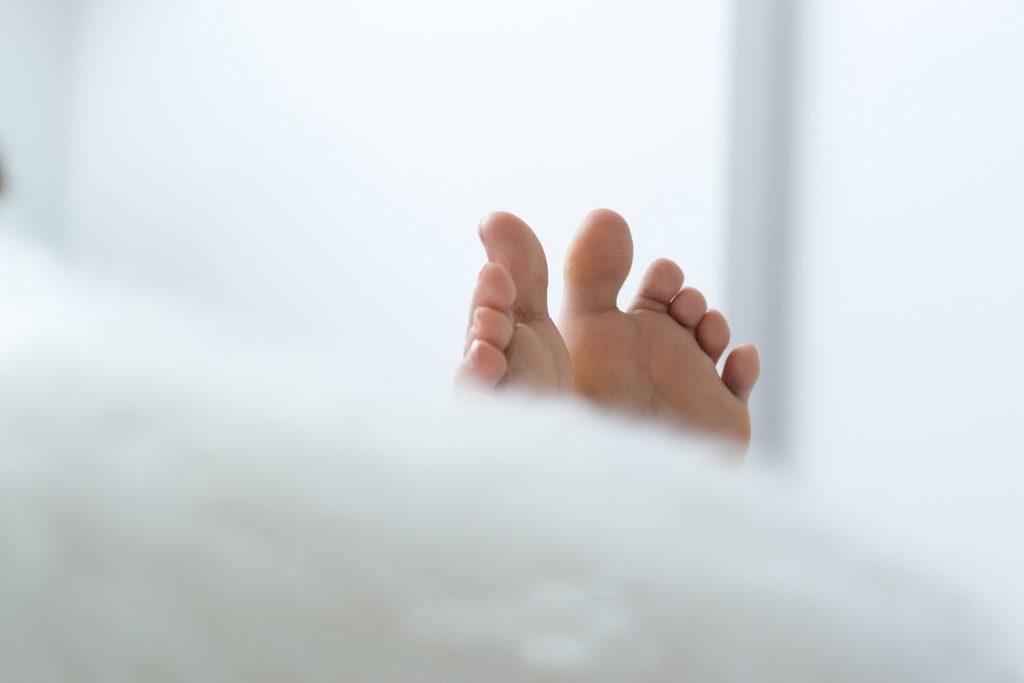 gepflegte Füße schauen auch sexy aus :-)