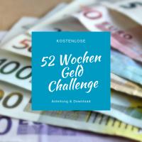 52 Wochen Geld Challenge 2020
