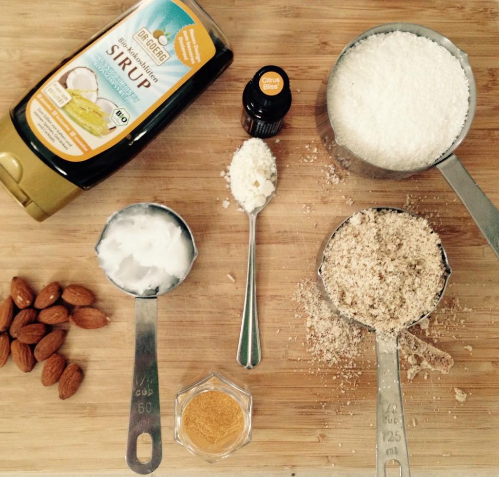 Vegane Ostereier mit ätherischen Ölen