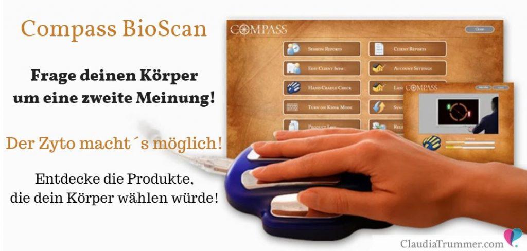 Compass BioScan - frage deinen Körper um eine zweite Meinung!