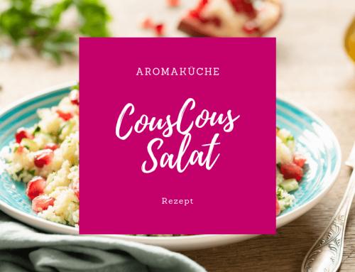 Couscous Salat in der Aromaküche