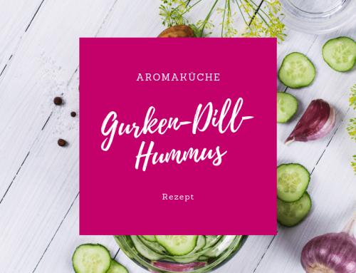 Gurken-Dill-Hummus aus der AromaKüche