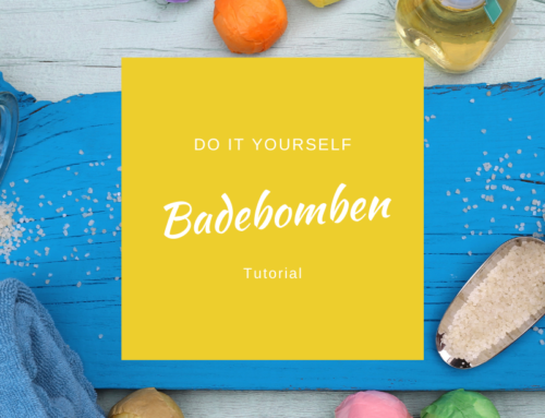 DIY Badebomben