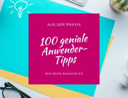 Home Essential Kit : 100 geniale Anwendertipps