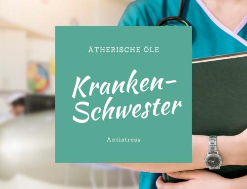 Krankenpflege und ätherische Öle