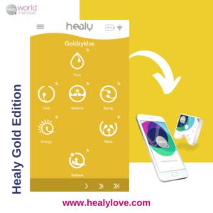 Healy Gold Edition Erklärung