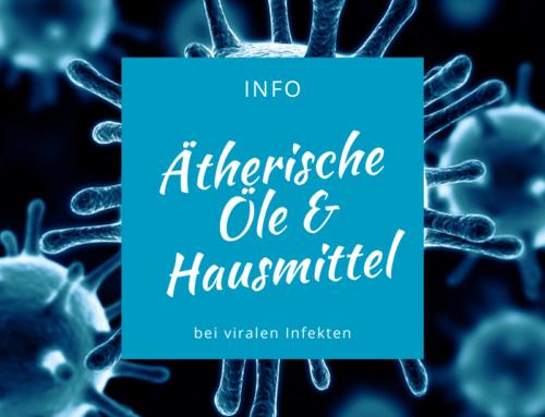 Ätherische Öle bei viralen Infekten