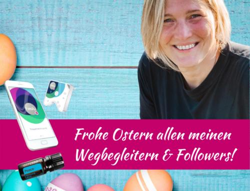Frohe Ostern & DANKE