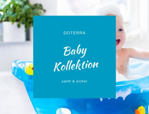 doTERRA Baby Kollektion
