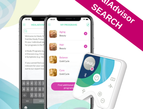 healAdvisor Search Modul